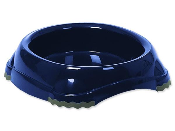 Miska MAGIC CAT plastová protiskluzová modrá 15 cm 210ml
