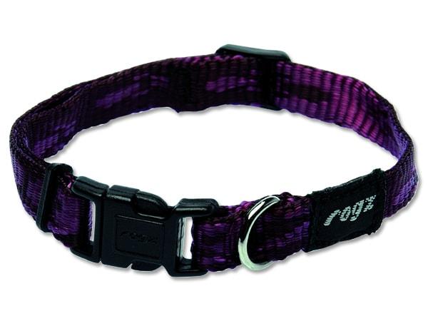 Obojok ROGZ Alpinist fialový S