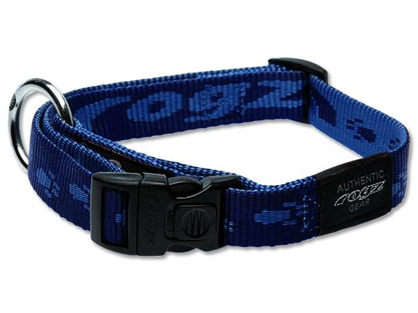 Obojok ROGZ Alpinist modrý L