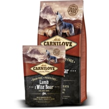 Carnilove Dog Lamb & Wild Boar for Adult