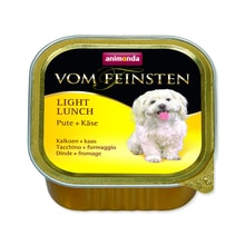 Paštéta ANIMONDA Vom Feinsten Light morčacie + syr 150g