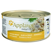 Konzerva APPLAWS Cat Chicken Breast 70g