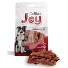 Calibra Joy Dog Large Lamb Fillets 80g