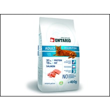 ONTARIO Cat Adult Ocean Fish 400g