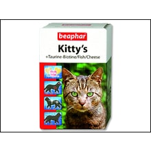 Pochoutka BEAPHAR Kitty´s Mix 180tablet
