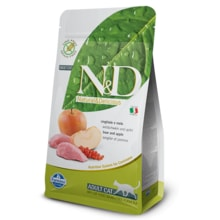 N&D GF CAT Adult Boar & Apple 300g