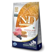 N&D LG DOG Adult Lamb & Blueberry 100g