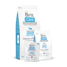 Brit Care Junior Large Breed Salmon & Potato