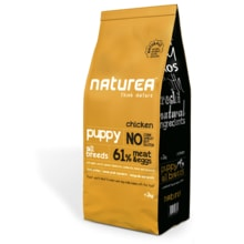 Naturea Naturals dog Puppy Chicken 100g