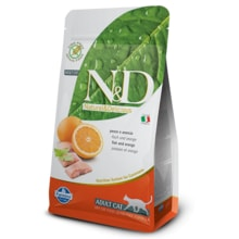 N&D GF CAT Adult Fish & Orange 50g
