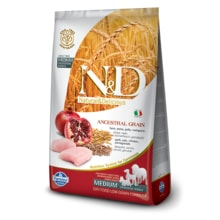 N&D LG DOG Adult Chicken & Pomegranate 100g