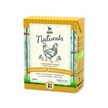 Kúsky v rôsole BOZITA Dog Naturals Big Chicken / Rice - Tetra Pak 370g