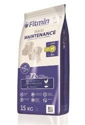 Fitmin dog maxi maintenance - 3kg