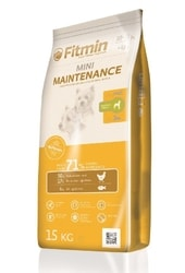 Fitmin dog mini maintenance - 3kg