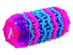 Hračka DOG FANTASY TPR Dental růžová 13,7 cm