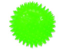 Hračka DOG FANTASY míček zelený 12 cm