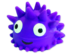 Hračka DOG FANTASY Latex ježek se zvukem 5 cm