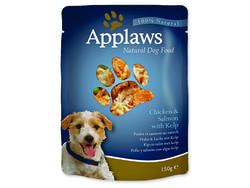 Kapsička APPLAWS Dog Chicken & Salmon & Vegetables 150g