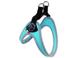 Postroj TRE PONTI reflexní do 3 kg světle modrý