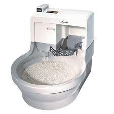 Catgenie 120 automatická toaleta pro kočky (bez poklopu)