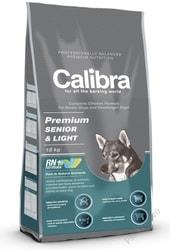 Calibra Dog Premium Senior & Light 12kg