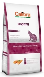 Calibra Cat GF Sensitive Salmon 7kg