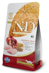 N&D LG CAT Neutered Chicken & Pomegranate 10kg