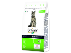 SCHESIR Cat Maintenance jehněčí 400g