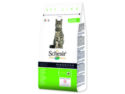 SCHESIR Cat Maintenance jehněčí 1,5kg