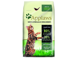 APPLAWS Dry Cat Chicken with Lamb 400g