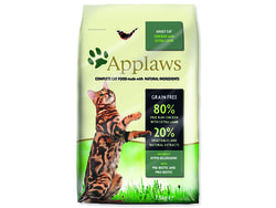 APPLAWS Dry Cat Chicken with Lamb 7,5kg