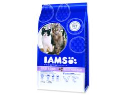IAMS Cat Multicat Chicken / Salmon 3kg