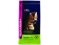 EUKANUBA Cat Adult Hairball Control 4kg
