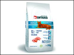 ONTARIO Cat Adult Ocean Fish 2kg