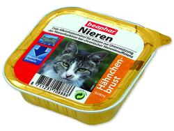 Paštika BEAPHAR Renální dieta pro kočky s kuřetem 100g