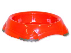 Miska MAGIC CAT plastová protiskluzová oranžová 15 cm 210ml