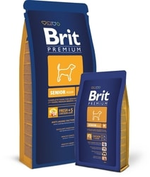 Brit Premium Dog Senior M 3kg