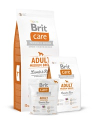 Brit Care Dog Adult Medium Breed Lamb & Rice