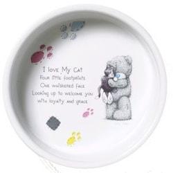 Keramická miska pro kočku Me to You