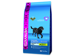 Expirováno 4.1. 2018 EUKANUBA Mature & Senior Large Breed 3kg