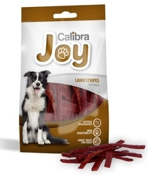 ÚTULEK: Calibra Joy Dog Lamb Stripes 80g