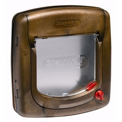 Dvířka Staywell 320 design dřeva