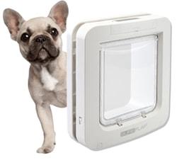 Dvířka SureFlap s mikročipem pro psy
