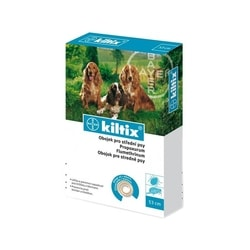 Antiparazitní obojek pro psy Kiltix 53