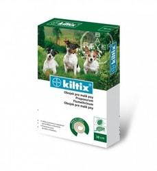 Antiparazitní obojek pro psy Kiltix 38