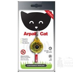 Arpalit Elektronický odpuzovač klíšťat pro kočky 1ks