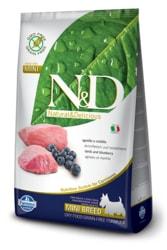 N&D GF DOG Adult Mini Lamb & Blueberry 7kg